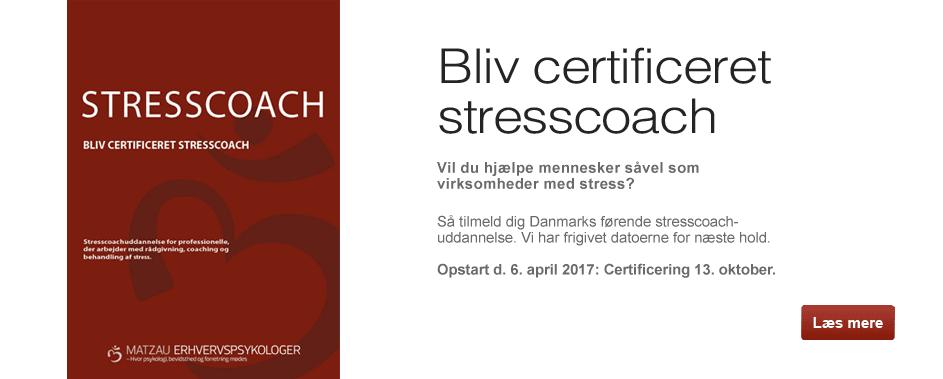 Tilmeld dig Matzau Stresscoachuddannelse