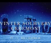 Vintersolhvervceremoni guidet meditation i København